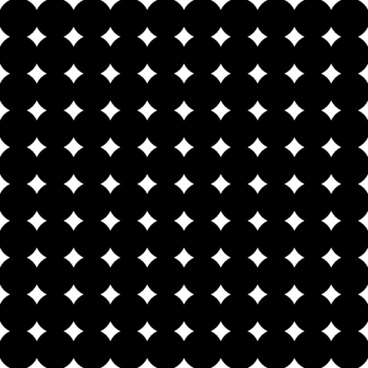 Dots Square Grid 11 Pattern clip art