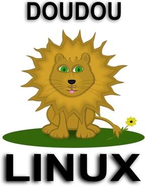 Dou Dou Linux Logo Contest