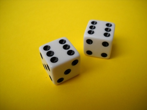 double six dice