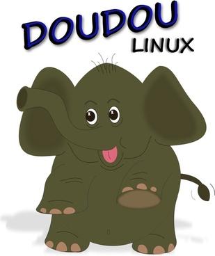 Doudou Linux Logo Contest