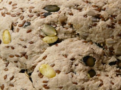dough grains ingredients