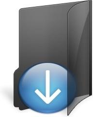 Download folder
