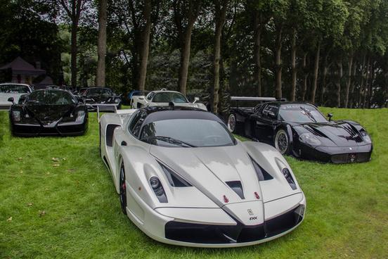 dream car park