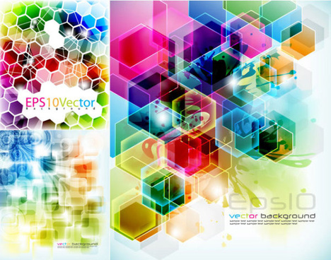 dream grid background vector