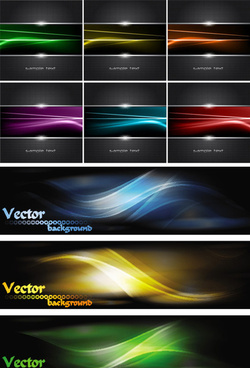 dream halo background vector