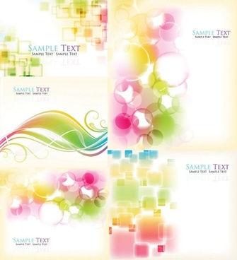 dream vector background