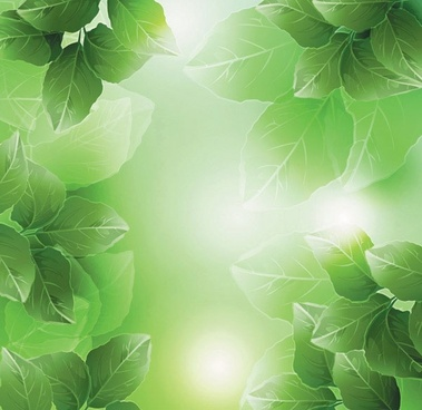 dream vector background 4 plant