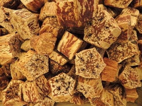 dried bud star nut