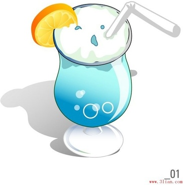 drinks beverages vector
