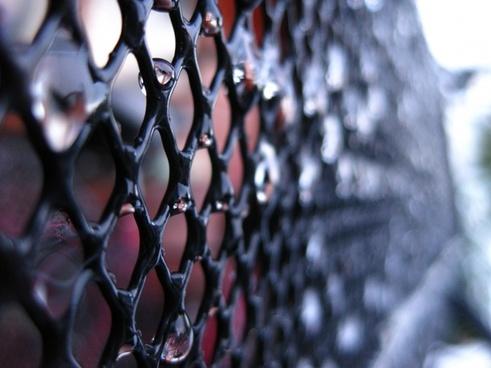 drip frozen grid