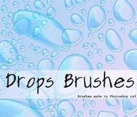 Drops Brushes