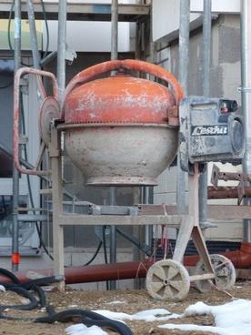 drum mixer concrete mixer concrete