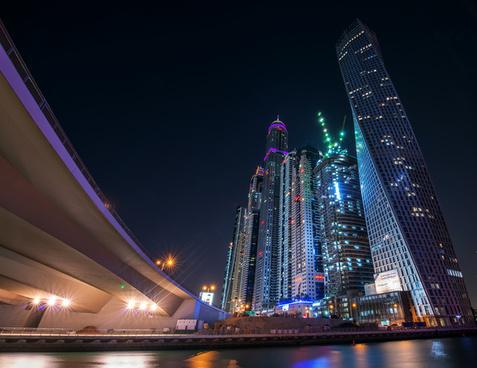 أهم المناطق السياحية في دول الخليج العربي