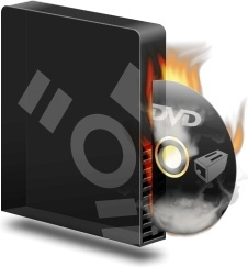 Dvd burner firewire burning