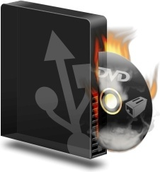 Dvd burner usb burning