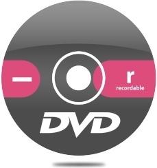 Dvd minus r