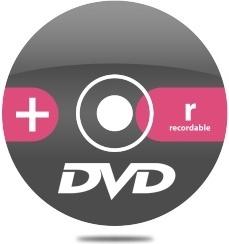 Dvd plus r