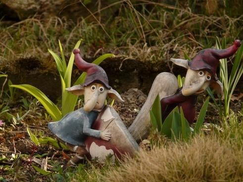 dwarfs imp gnome