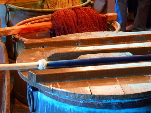 dyeing color factory