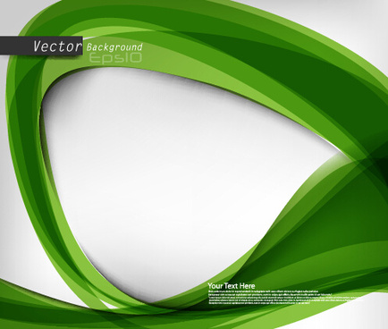 dynamic abstract wave background graphic vector