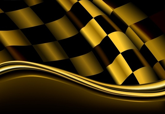 decorative background checkered pattern 3d dynamic fabric design