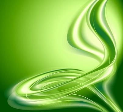 dynamic flow line 02 vector