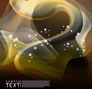 decorative background modern dynamic blurred abstract shape