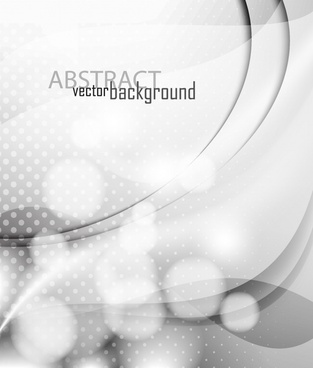 dynamic flow line background vector