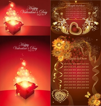 dynamic gorgeous festive background vector