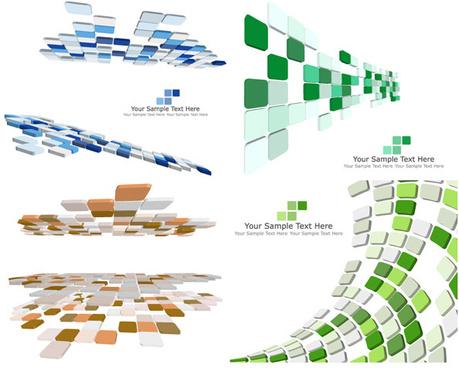 dynamic lattice backgrounds art