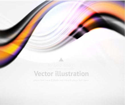 technology background template dynamic modern 3d swirled