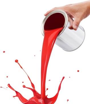 dynamic paint splash 03 hd pictures