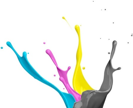 dynamic splash paint 06 hd pictures