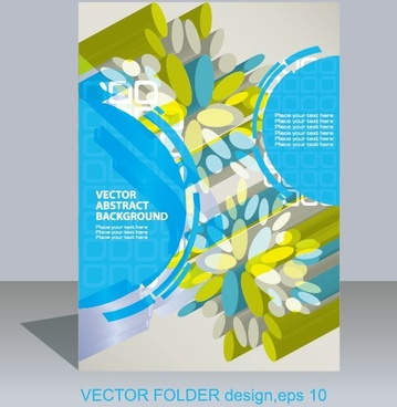 dynamic trend of the background 01 vector