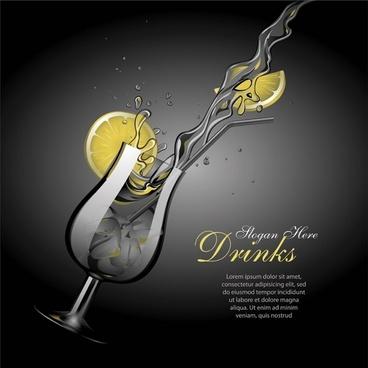 dynamic vector lemonade