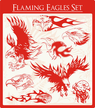 eagle free vector