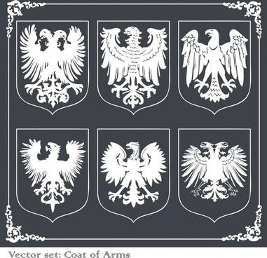 eagle pattern vector