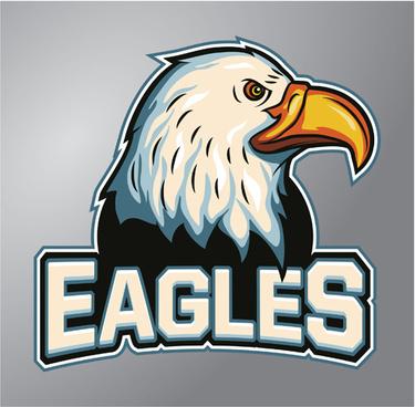 eagles logo vector