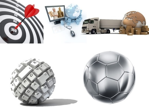 earth 3d soccer ball highdefinition picture