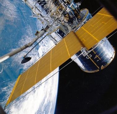 earth space sky