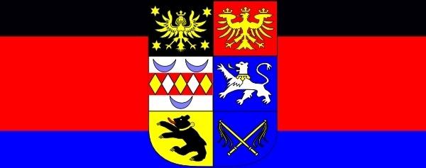 East Frisia Flag clip art