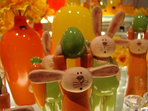easter ceramic easter exhibition