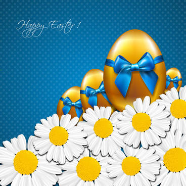 easter day design elements vector