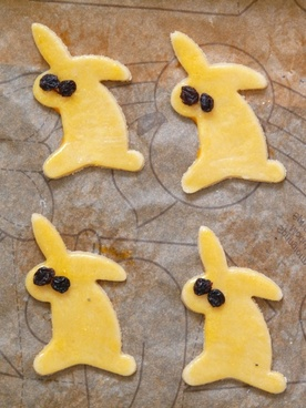 easter easter bunny easter cakes