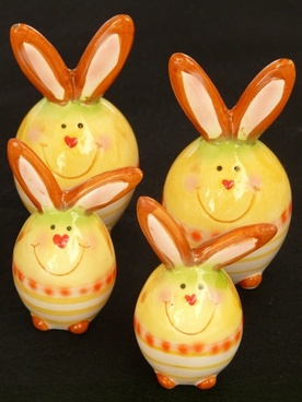 easter easter bunny fig