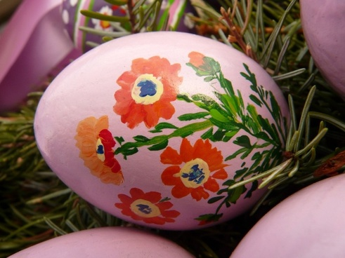 easter egg easter paint