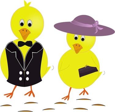 Easter Sunday Chicks
