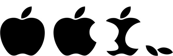 Apple logo dxf free vector download (68,862 Free vector) for