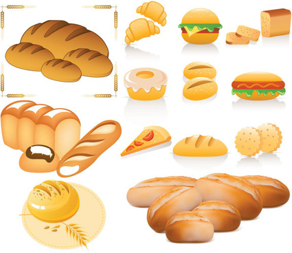 eating a pastry vector