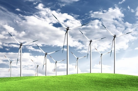 ecological and wind power 02 hd pictures